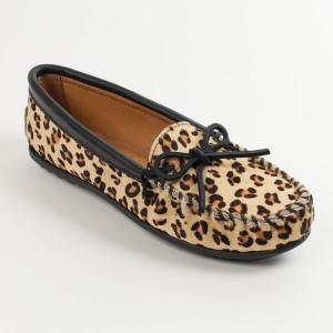 Women's Full Leopard Moc