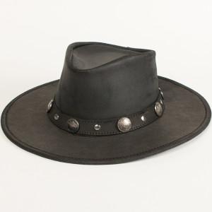 Buffalo Nickel Hat Black