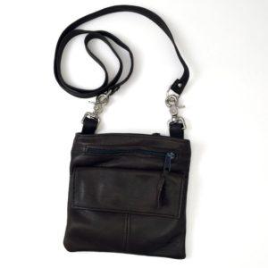 Hipster Leather Handbag