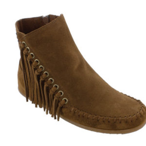Women's Willow Boot Dusty Brown Suede