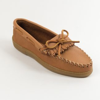 genuine moosehide moccasin