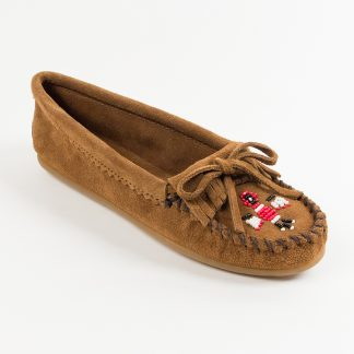 Women's Thunderbird Moc Dusty Brown