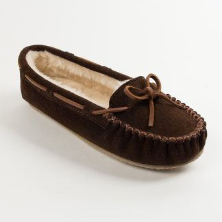 Women's Cally Slipper Chocolate
