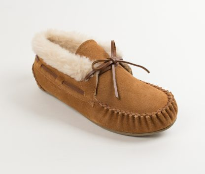 Women's Slipper Chrissy Cinnamon