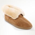 Women's Sheepskin Ankle Boot Tan