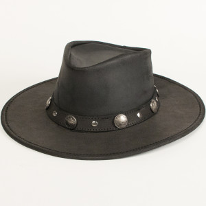 Buffalo Nickel Hat Black