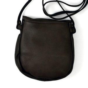 Penny Pouch Leather Handbag
