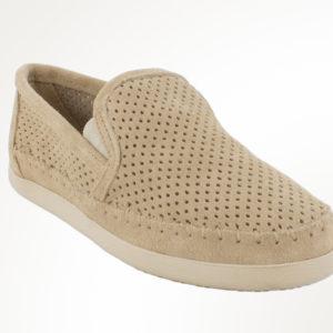 Women's Pacific Sneaker - Stone Suede