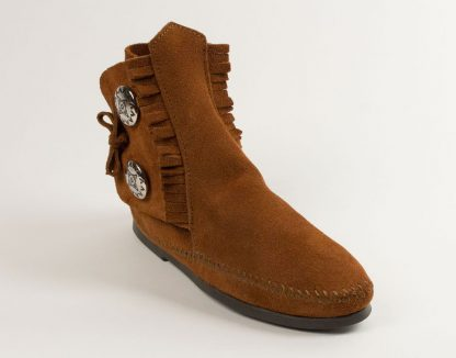 Mens Two Button Boot Hardsole