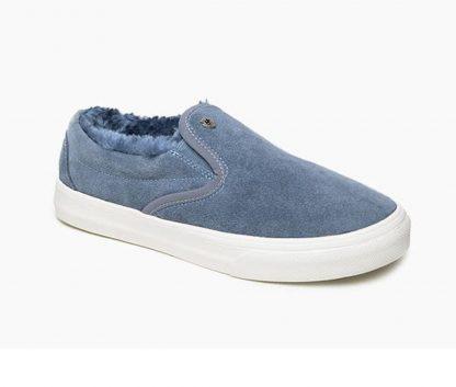 Womens Wilder Sneaker Vintage Blue