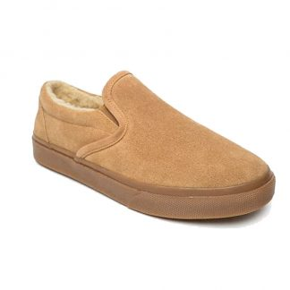 Men's Alden Slipper Cinnamon