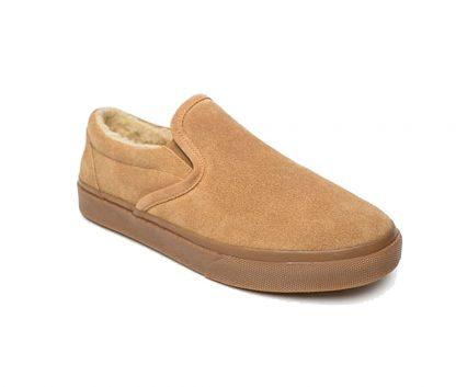 Men's Alden Slipper Cinnamon