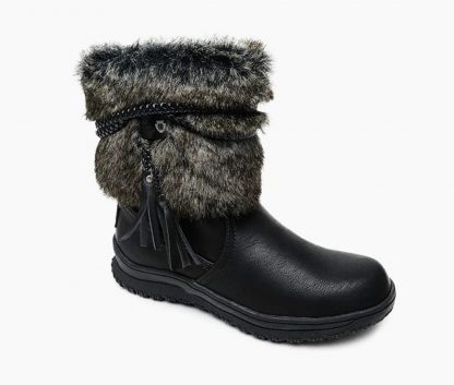 Women's Everett Boot Black