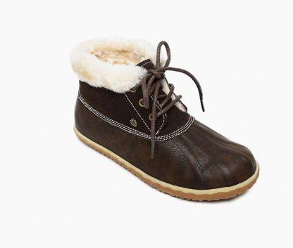 Women's Tega Boot Dark Brown